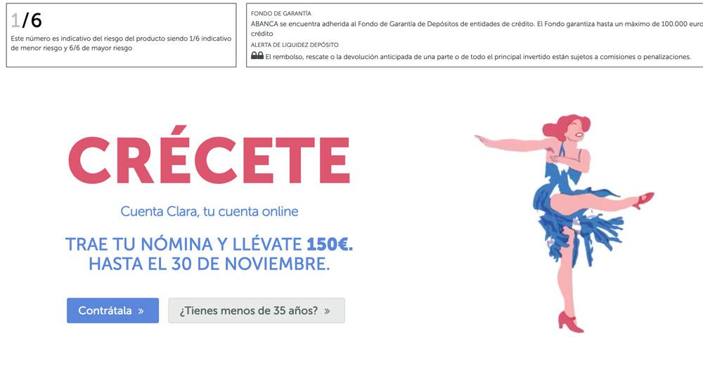 Cuenta Clara Online