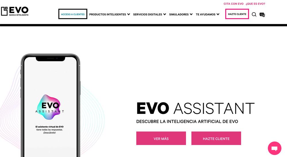 Información sobre EVO Banco