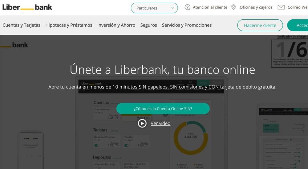 Información sobre Liberbank