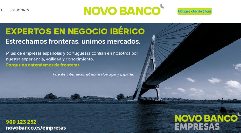 Información sobre NOVO BANCO